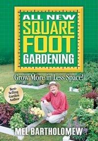 Moderne versie van Square Foot Gardening