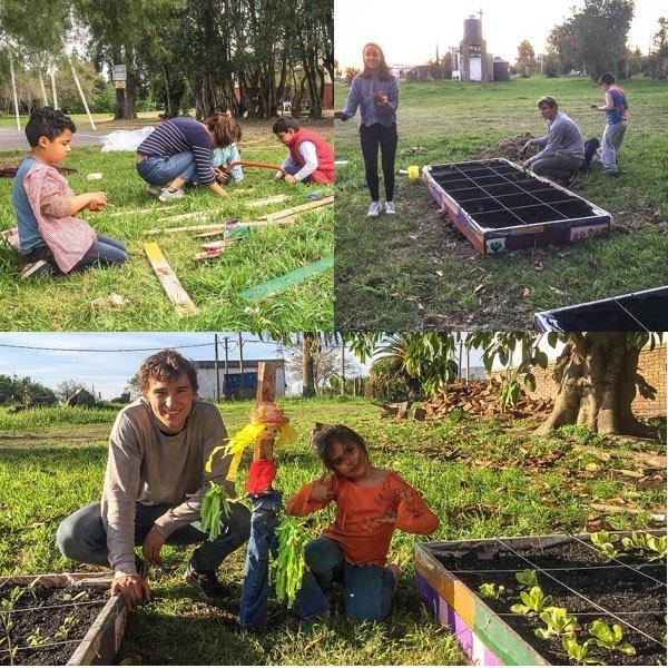 Het project van Heinrich in Uruguay