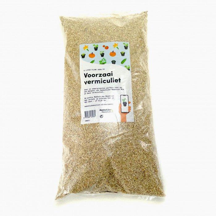 Voorzaai vermiculiet 6L